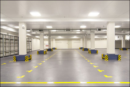 Why Indoor Floor Markings Are Important